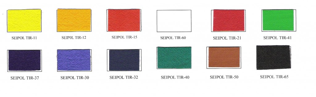 marancolor CARTA COLORES SEIPOL TIR